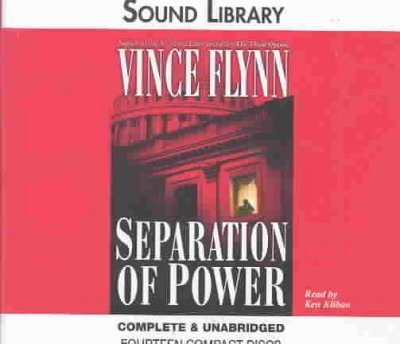 9780792728191: Separation of Power (Murder, She Wrote: Jessica Fletcher Mysteries)