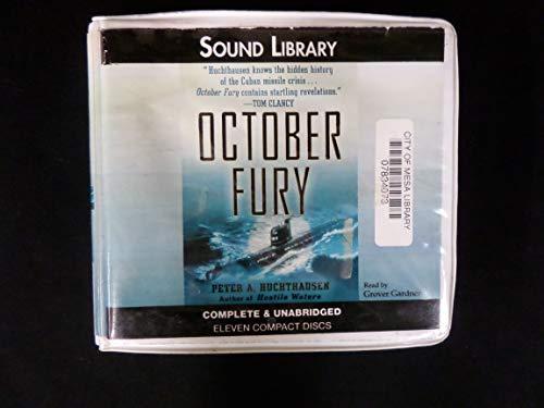 9780792728573: October Fury
