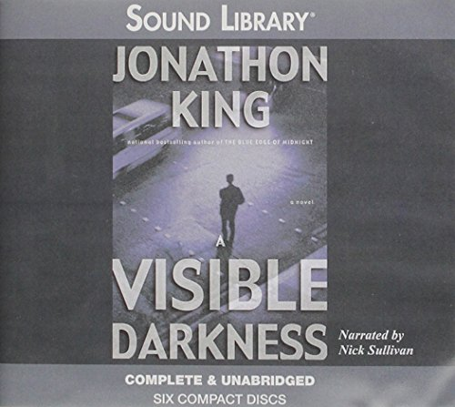 9780792728696: A Visible Darkness (Max Freeman Novels (Audio))