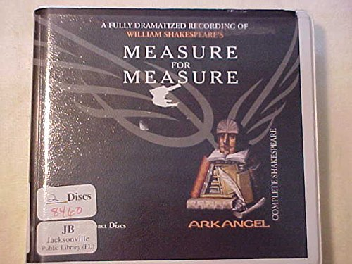 9780792729754: Measure for Measure (Arkangel Shakespeare Collection)