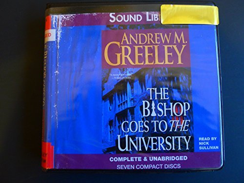 9780792730286: The Bishop Goes to the University