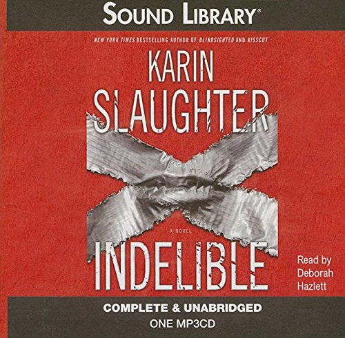 9780792732945: Indelible (Grant County (Audio))