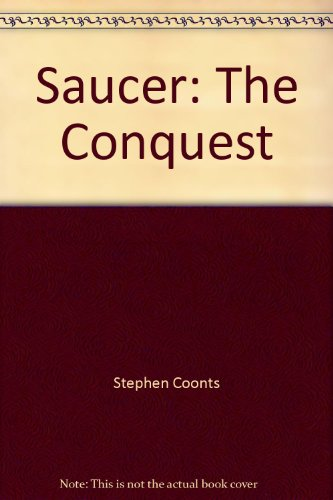 Saucer the Conquest - Unabridged Audio Book on Cassette Tape