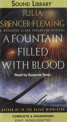 9780792733157: A Fountain Filled with Blood (Clare Fergusson/Russ Van Alstyne Mysteries)