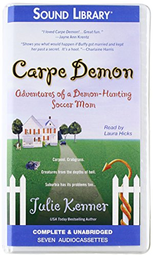 Carpe Demon (0792738047) by Julie Kenner