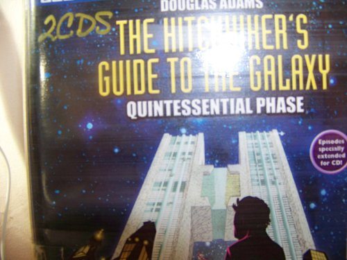 9780792738589: The Hitchhiker's Guide to the Galaxy: Quintessential Phase