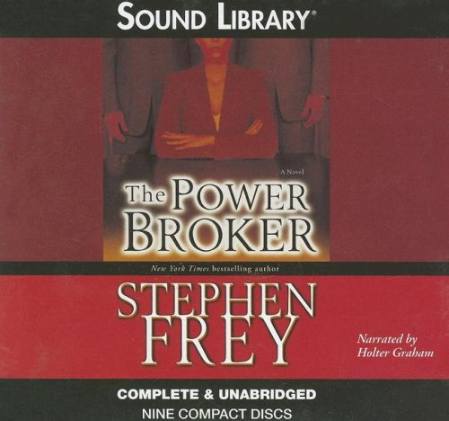 The Power Broker (Sound Library) (9780792740315) by Stephen Frey