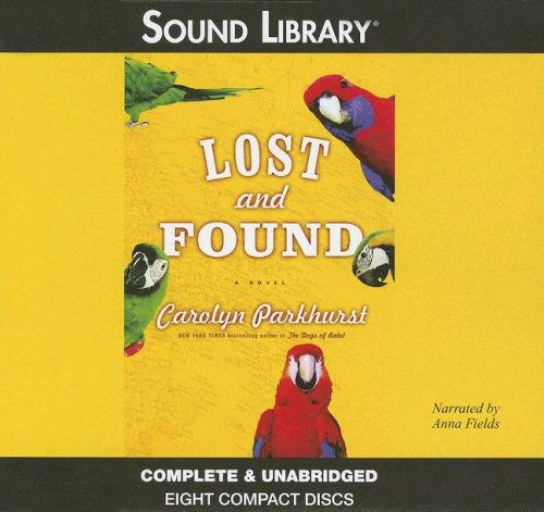 Lost and Found (Sound Library) (0792740629) by Carolyn Parkhurst