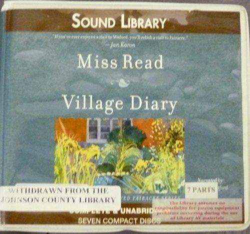 9780792748830: Village Diary, 7 CDs [Unabridged]