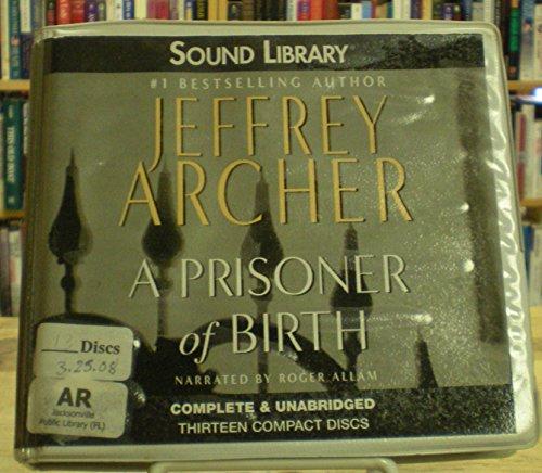 9780792752479: A Prisoner of Birth - Unabridged Audio Book on CD