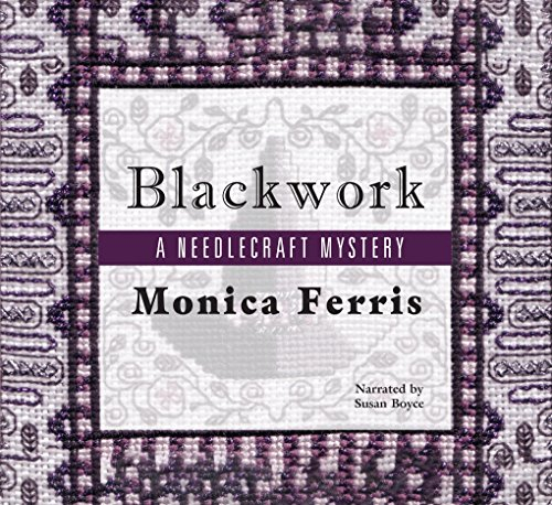9780792776192: Blackwork (Needlecraft Mysteries (Audio))