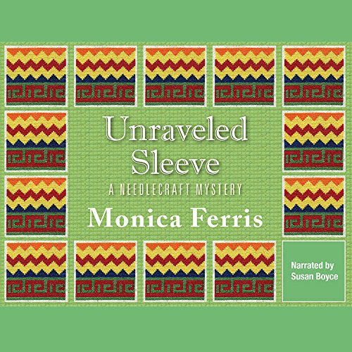 9780792777519: Unraveled Sleeve (Needlecraft Mysteries (Audio))