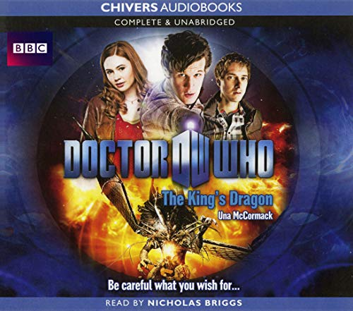 The King's Dragon (Doctor Who) (9780792782377) by Una McCormack