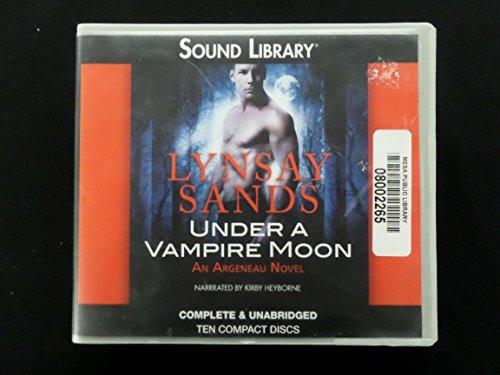 9780792786887: Under a Vampire Moon: An Argeneau Novel (Argeneau/Rogue Hunter)