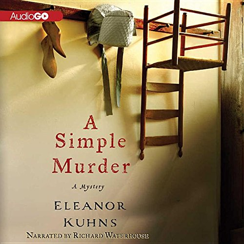 A Simple Murder: Library Edition (Will Rees): Kuhns, Eleanor