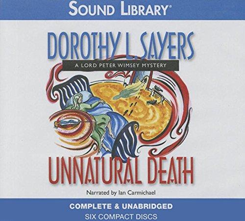 Unnatural Death -: Dorothy L. Sayers