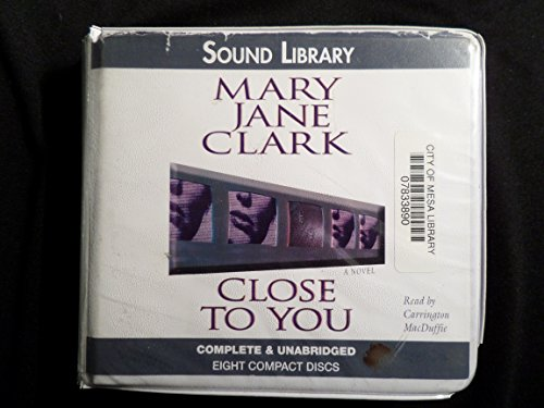Close to You (Chivers Sound Library): Clark, Mary Jane