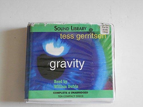 """Gravity """" Signed """": Gerritsen, Tess"""