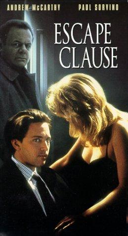 9780792834724: Escape Clause [VHS]