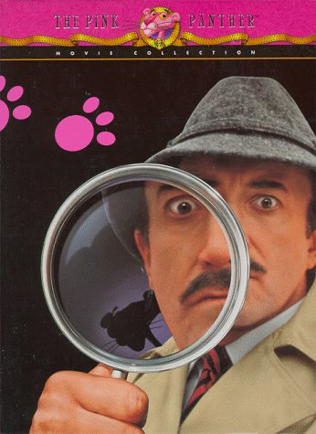 9780792835578: The Pink Panther Movie Collection/Box Set [VHS]