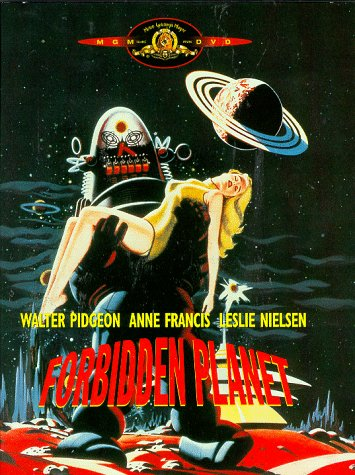 9780792835714: Forbidden Planet [DVD] [Region 1] [US Import] [NTSC]
