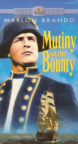 9780792836544: Mutiny on the Bounty [VHS]
