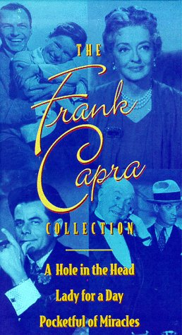 9780792836575: The Frank Capra Collection (A Hole in the Head, Lady for a Day, Pocketful of Miracles) [VHS]