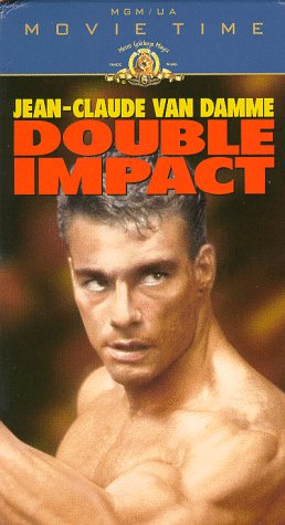 9780792837268: Double Impact [VHS]