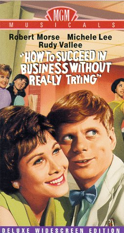 9780792837589: How to Succeed in Business Without Really Trying (Widescreen Edition) [VHS]