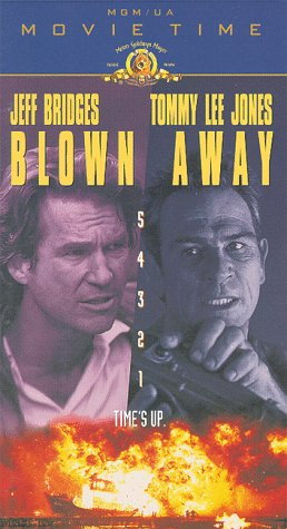 9780792837770: Blown Away [VHS]