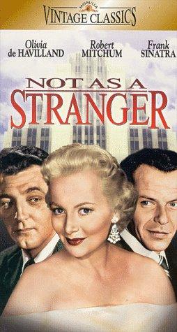 9780792837992: Not As a Stranger [VHS]