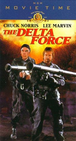 9780792838661: Delta Force [VHS]