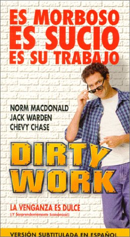 9780792839392: Dirty Work [VHS]