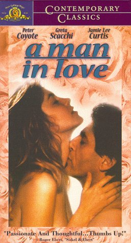9780792839637: A Man in Love [VHS]