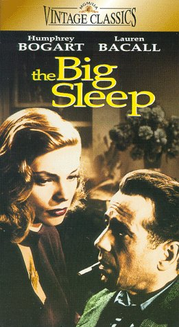 9780792840428: The Big Sleep [VHS]