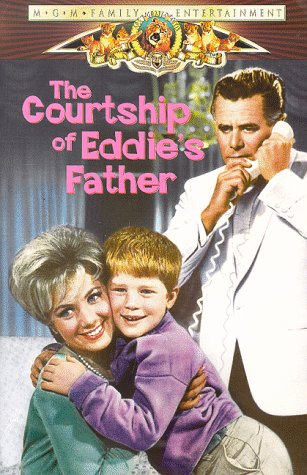 9780792840558: The Courtship of Eddie's Father [VHS]
