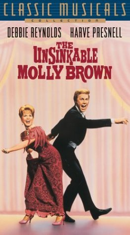 9780792840879: The Unsinkable Molly Brown [VHS]