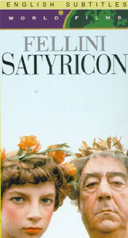 9780792841456: Fellini Satyricon [VHS]
