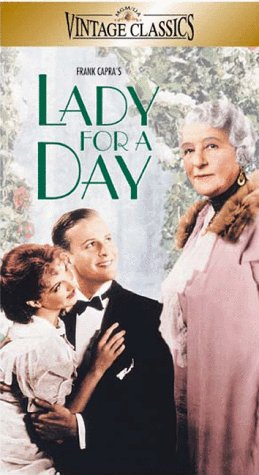 9780792842132: Lady for a Day [VHS]