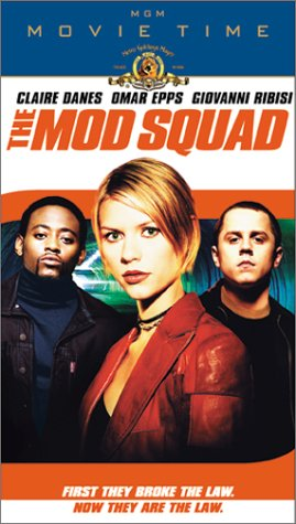 9780792842194: The Mod Squad [VHS]