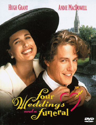 9780792842248: Four Weddings and a Funeral