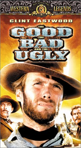 9780792842491: The Good, the Bad and the Ugly [VHS]