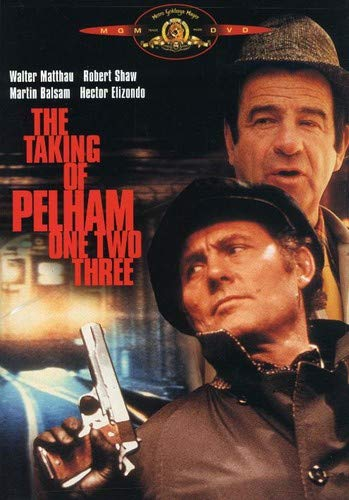 9780792843641: The Taking Of Pelham One Two Three [Import USA Zone 1]