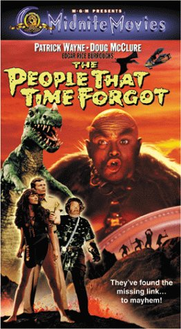 9780792843962: People That Time Forgot [VHS]