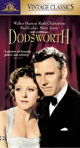 9780792844594: Dodsworth [VHS]