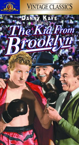 9780792844631: The Kid from Brooklyn [VHS]