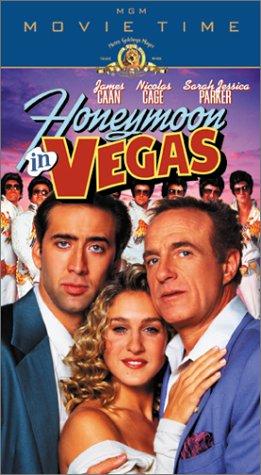 9780792844686: Honeymoon in Vegas [VHS]