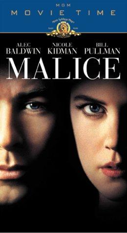 9780792844693: Malice [VHS]