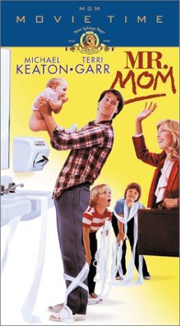 9780792844716: Mr. Mom [VHS]