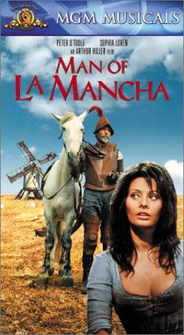 9780792844921: Man of La Mancha [VHS]